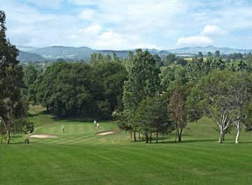 Arscott Golf Club in Shrewsbury