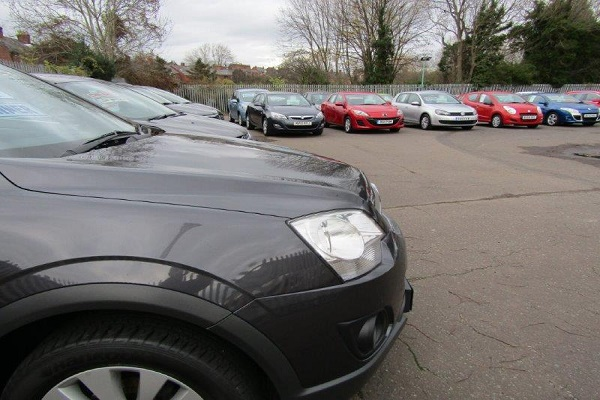Rent a Car in Shrewsbury