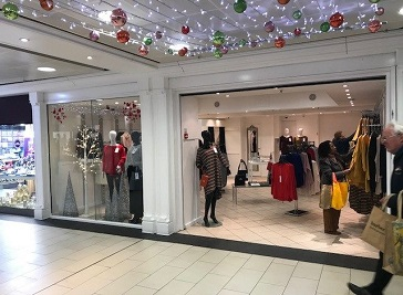 Darwin Shopping Centre in Shrewsbury