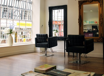 Fusion Hair & Beauty Salon in Shrewsbury