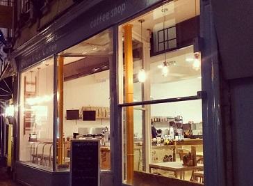 Ginger & Co. Coffee in Shrewsbury