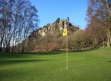 Hawkstone Park Golf Club in Shrewsbury
