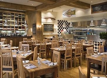 Loch Fyne Seafood & Grill Restaurant Shrewsbury