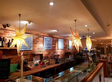 Peaberry Grand Cafe in Shrewsbury