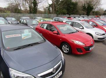 Pritchards Vehicle Sales & Rental in Shrewsbury