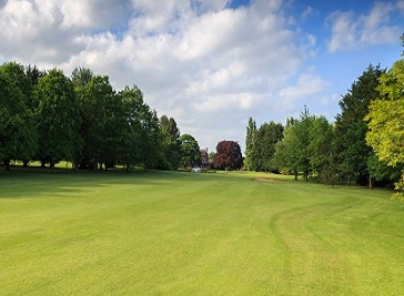 Shrewsbury Golf Club in Shrewsbury