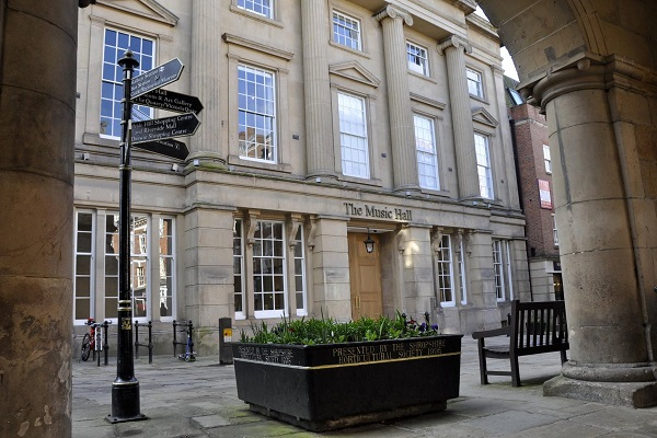 shrewsbury museum