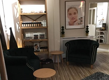 The Garden Beauty Rooms in Shrewsbury