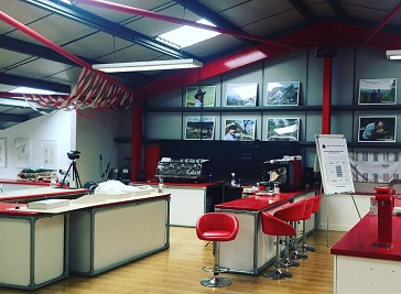 The Shrewsbury Coffeehouse in Shrewsbury