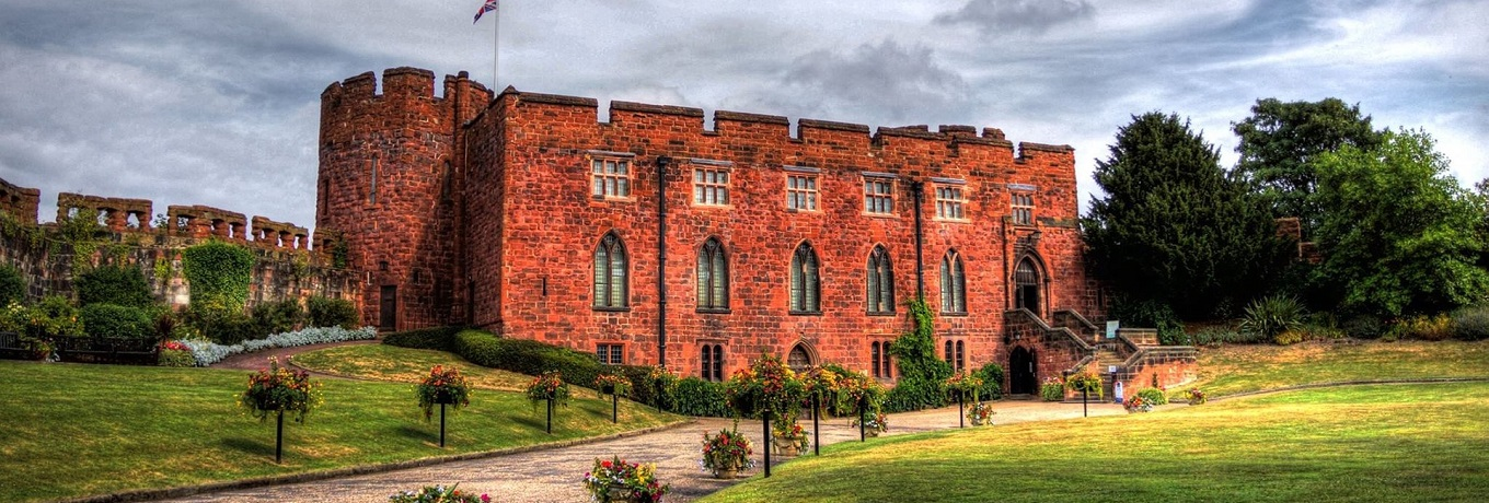 Attractions & Places To Visit In Shrewsbury
