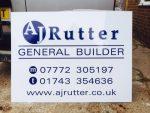 A J Rutter General Builder