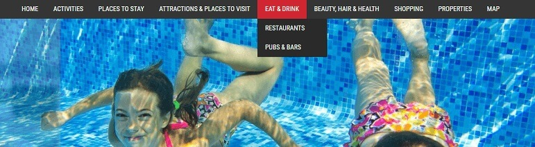 Drop Down menus Advertise with us What's on in Shrewsbury